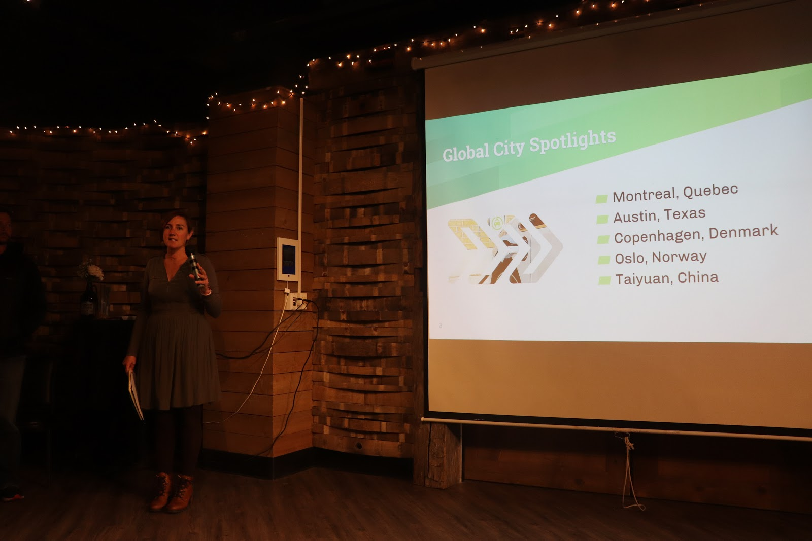 Shaina Kilcoyne with the Municipality of Anchorage explains how electric vehicles are an integral part of many cities ' health and financial growth.