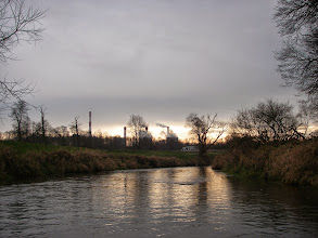 Photo: w oddali most nad kanałem