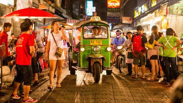 tìm hiểu về du lịch Bangkok