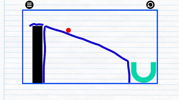 Physics Drop - screenshot