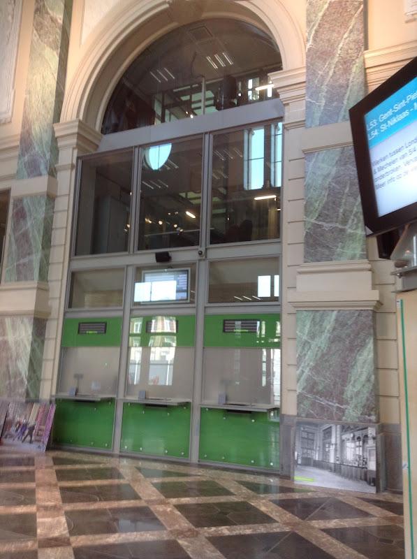 NMBS Station Leuven