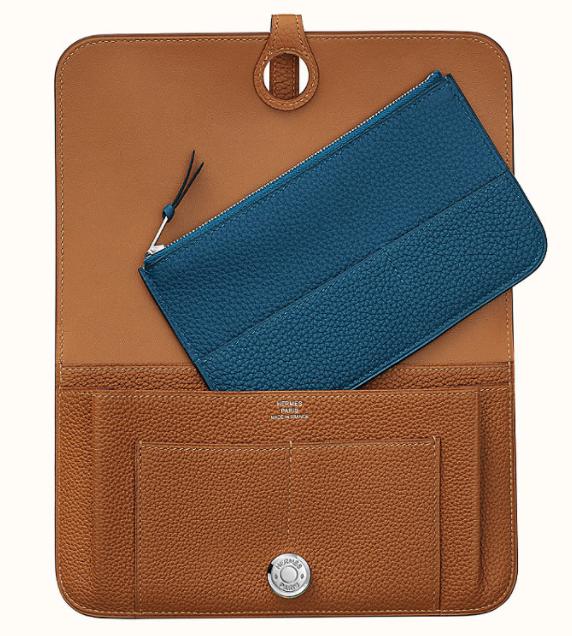 8. กระเป๋าสตางค์แบรนด์ Hermes 02