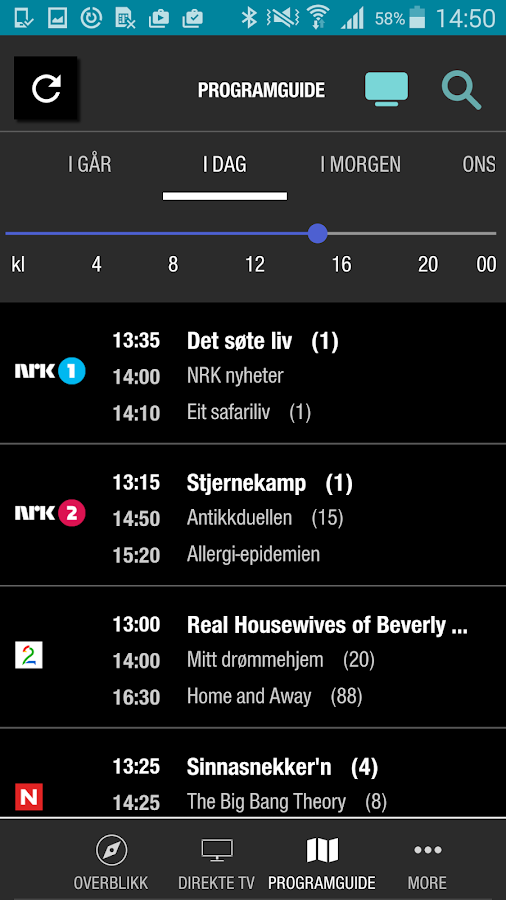 RiksTV- screenshot