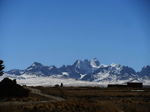 Photo: Exkursion zur Condoririgruppe