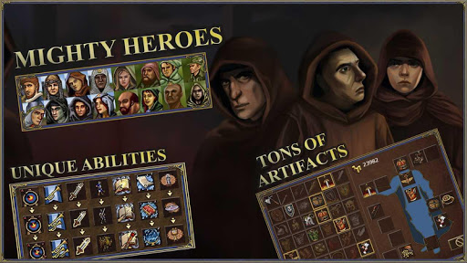 TDMM Heroes 3 TD:Medieval ages Tower Defence games  screenshots 4