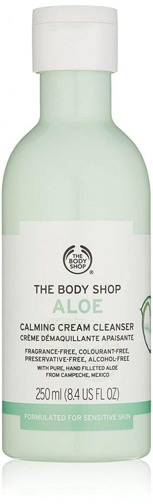 The aloe Calming Cream Cleanser