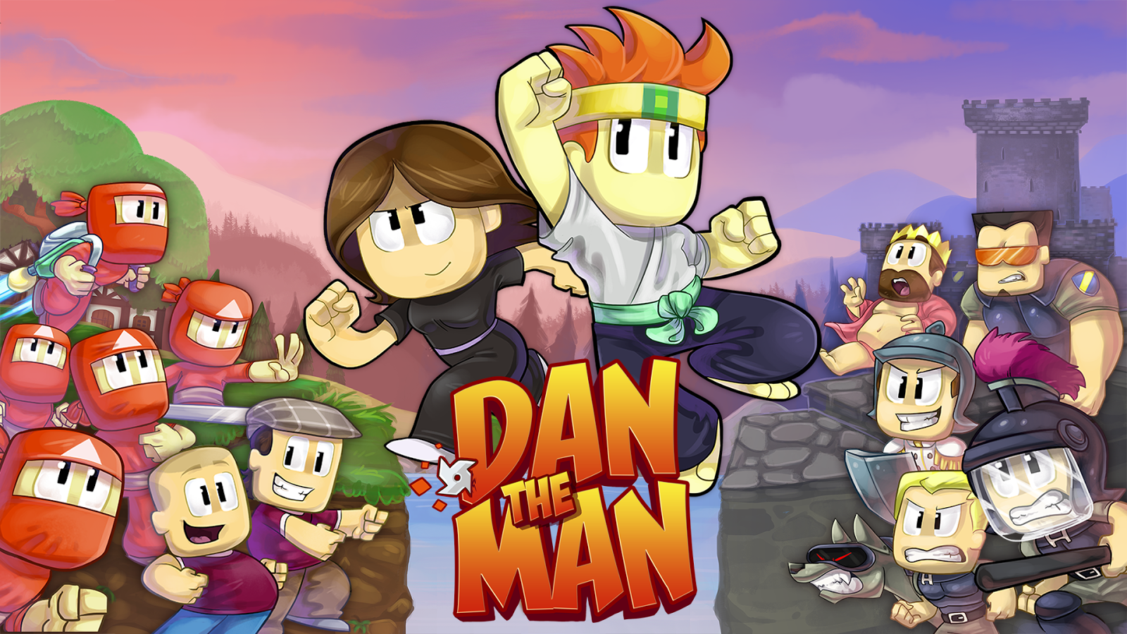 Dan the man android apps on google play for Da n