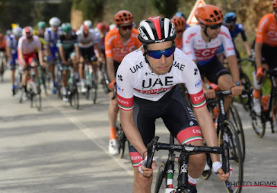 Vuelta : Fabio Aru n'était pas au départ de la 13e étape
