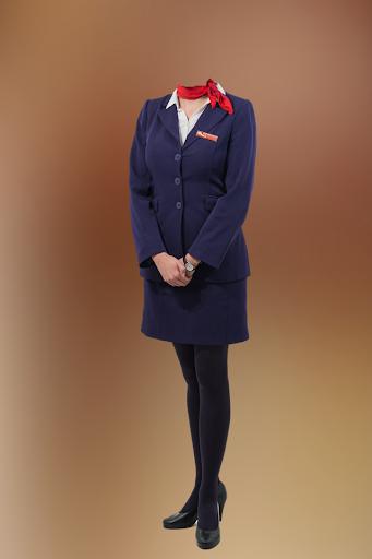 Air Hostess Suit Editor 2016