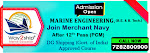 Marine Engineering | Join Merchant Navy after 12th