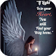 Blessing Angel Quotes