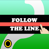 Follow The Line: Finger Dash
