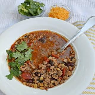 Santa Fe Soup.