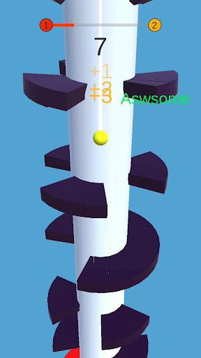Original Helix Jump 1.0 screenshots 1