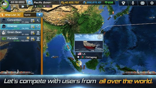 Ship Tycoon 1.8.2 Mod Android Updated 2