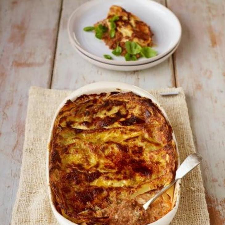 Jamie Oliver Lasagna