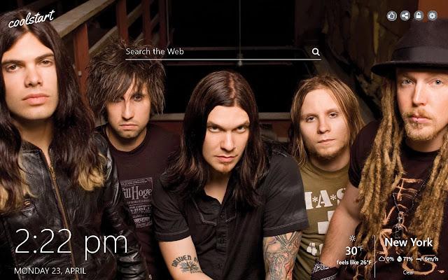 Shinedown HD Wallpapers Hard Rock Music Theme