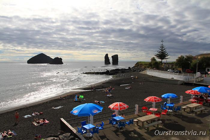 Mosteiros Beach, Сан Мигель, Азорские острова