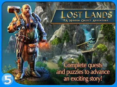 Lost Lands: Hidden Object screenshot 11