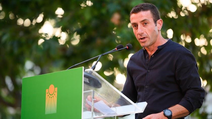 El Premio Deporte fue para Serafín Gómez.