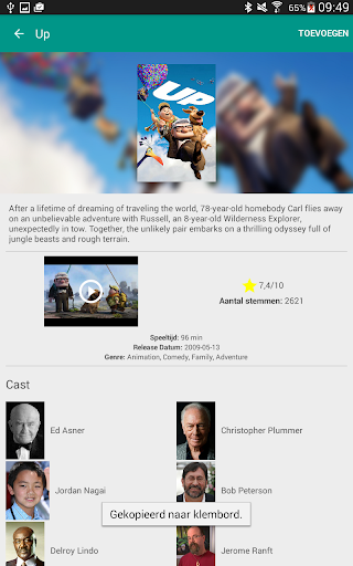 Movie Bucketlist - Watchlist 0.0.14 screenshots {n} 11