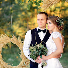 Wedding photographer Snezhana Vorobey (SnezKoVa). Photo of 23.09.2016