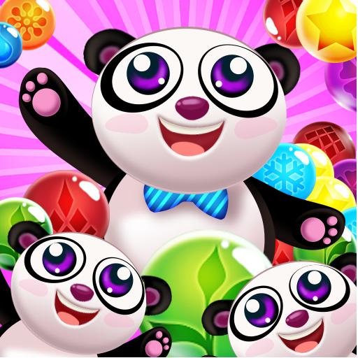 解謎App|熊貓射手泡泡2K17 LOGO-3C達人阿輝的APP