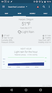 Arcus Weather Screenshot 1