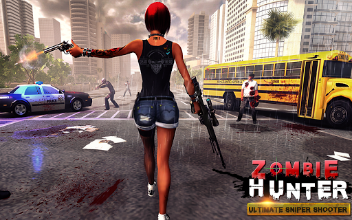 Zombie Hunter Ultimate Zombie Sniper Shooting Game 1.3 androidappsheaven.com 1