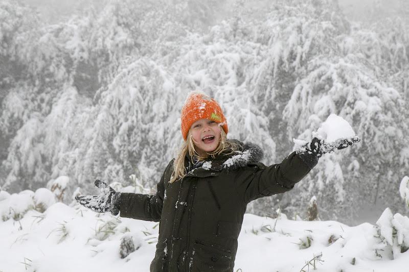 La mia prima neve.. di Andrea Calò