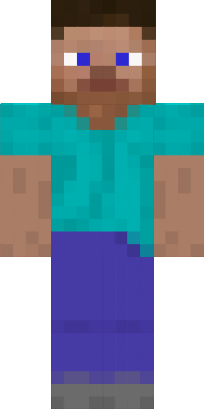 Steve 64x64 Nova Skin