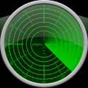 Radar Clock Live Wallpaper icon