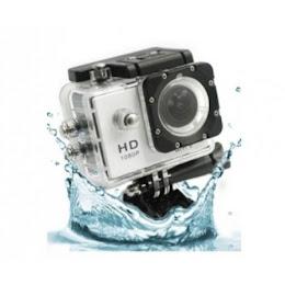 Mini camera sport de actiune, rezistenta la apa, FULL HD 1080p, iesire HDMI