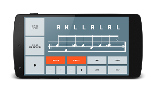 Linear Drum Fills Generator