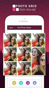 Grid Photo Maker - Tile Collage - náhled