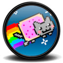Nyan Cat Wallpaper HD Background New Tab