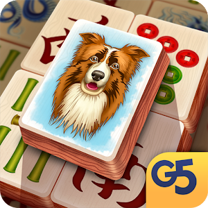 Embark on a magical journey in this addictive Mahjong Solitaire adventure! APK Icon