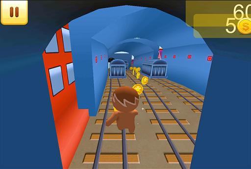 Cookie Candy Subway Run 3D