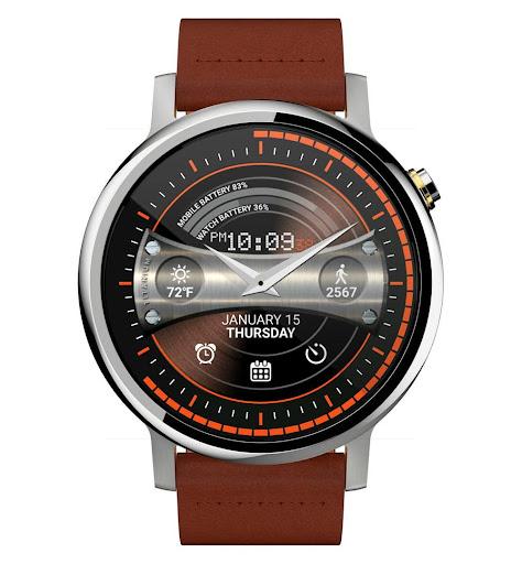 Titanium Watch Face  screenshots 9