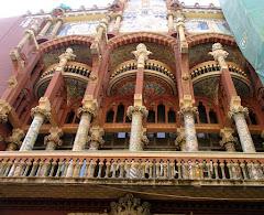 Visiter Palau de la musica catalana
