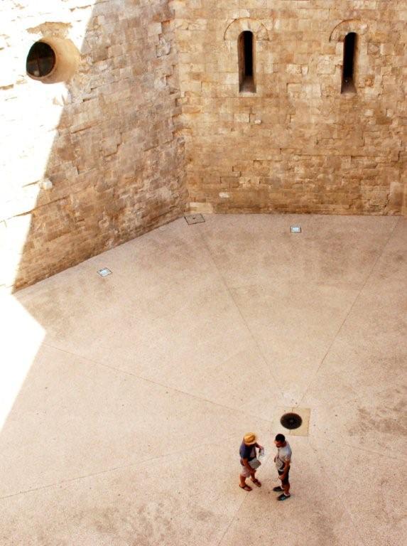 Dalla torre di AGATA