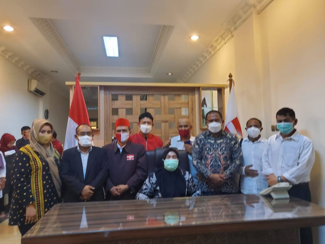 Resmi Berbadan Hukum Partai Indonesia Terang Siap Berkibar