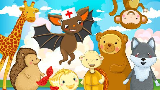 BAT VET! Doctor games for boys and girls 1