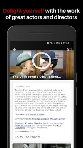 ud83cudfa5 Old Movies - New Free Classics Weekly  screenshots 4