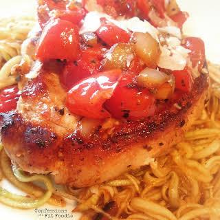 Italian Pork Chops With Pasta Recipes.