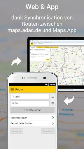 ADAC Maps für Mitglieder 5.2.2 screenshots 8