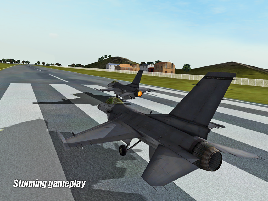 Carrier Landings Pro - screenshot