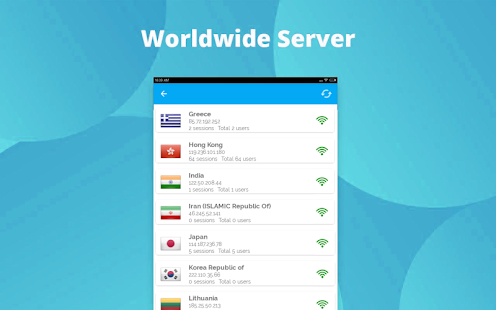 VPN Unlimited Pro Screenshot