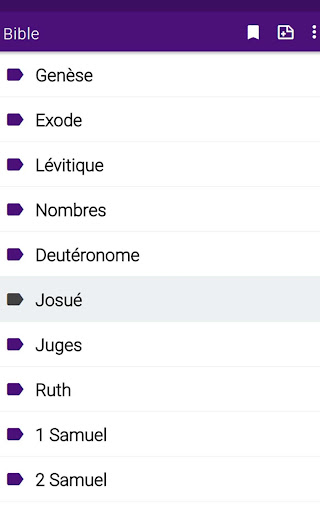 Bible en franu00e7ais courant 1.0 screenshots 19