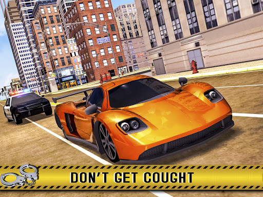 Drifty Theft Car & Chase 1.3 screenshots 8
